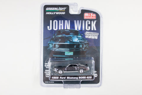 John Wick / 1969 Ford Mustang BOSS 429 (Chrome Edition)