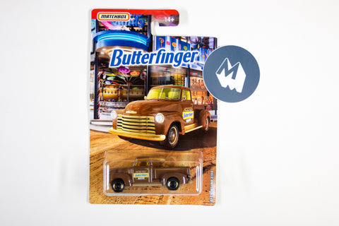 '47 Chevy AD 3100 (Butterfinger)