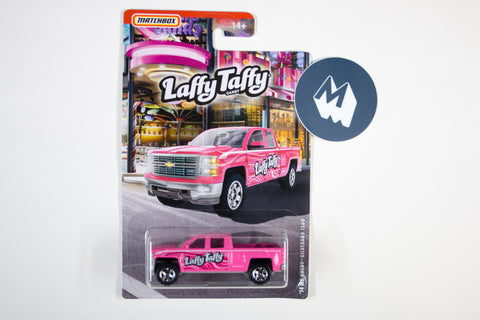 '14 MB Chevy Silverado 1500 (Laffy Taffy)