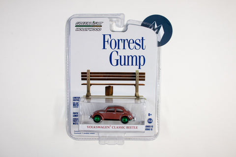 [Green Machine] Forrest Gump (1994) / 1961 Volkswagen Beetle