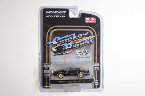 Smokey & the Bandit / 1977 Pontiac Trans Am (Chrome Edition)