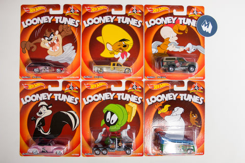 Hot Wheels Pop Culture 2014 Looney Tunes