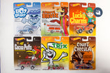 Hot Wheels Pop Culture 2014 General Mills