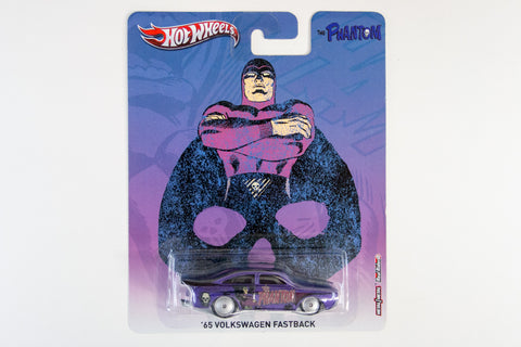 Hot Wheels Pop Culture 2013 King Features Syndicate - '65 Volkswagen Fastback / The Phantom