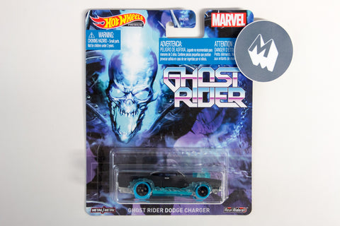 Ghost Rider Dodge Charger / Ghost Rider