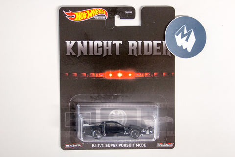 K.I.T.T. Super Pursuit Mode / Knight Rider