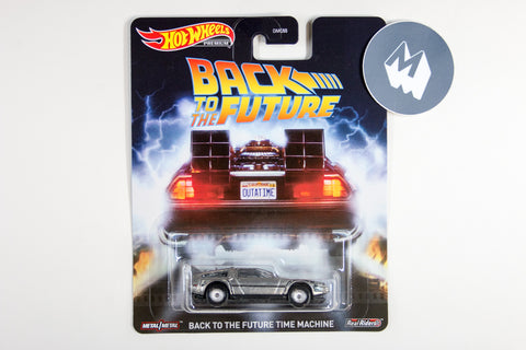 Back to the Future Time Machine	/ Back to the Future