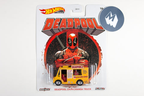 Deadpool Chimichanga Truck / Deadpool