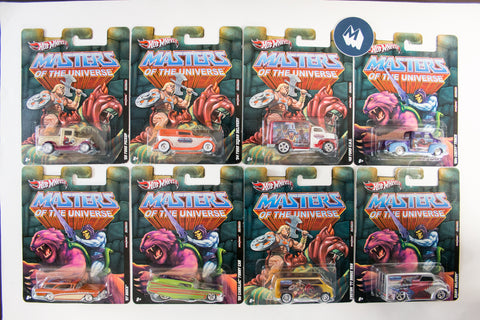 Hot Wheels Pop Culture (Nostalgic Brands) 2011 - Masters of the Universe
