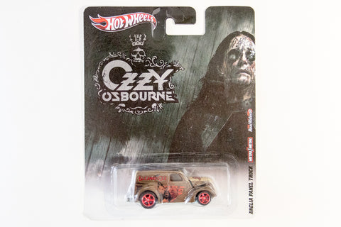 Hot Wheels Pop Culture 2012 Rock (Live Nation) - Anglia Panel Truck / OZZY