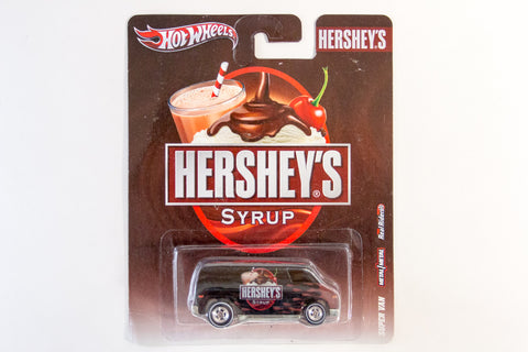 Hot Wheels Pop Culture 2012 Hershey's - Super Van / Hershey's Syrup