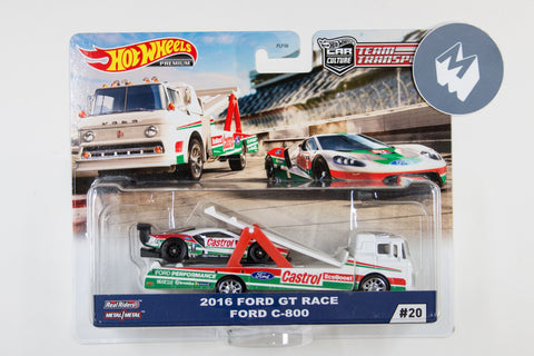 #20 - 2016 Ford GT Race / Ford C-800