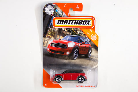011/100 - '11 Mini Countryman