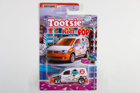 Volkswagen Caddy Delivery (Tootsie Roll Pop)