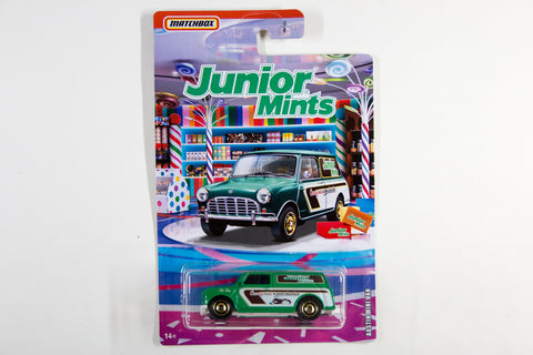 Austin Mini Van (Junior Mints)