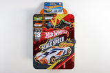 Metal Hot Wheels Storage Cases
