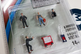 1:64 American Diorama Mechanics Figures Set (AD-38401)