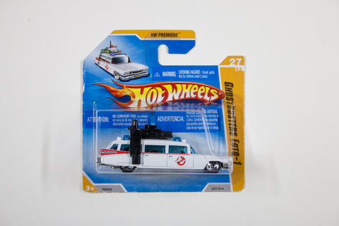 2010 - 027/214 - Ghostbusters Ecto-1 (HW Premiere)