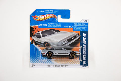 141/244 - '81 DeLorean DMC-12