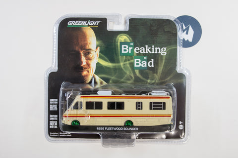 [Green Machine] 1986 Fleetwood Bounder RV (Breaking Bad)