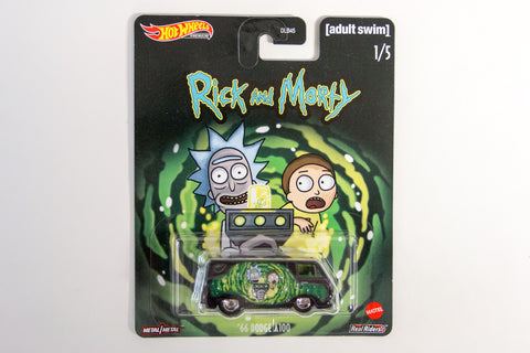 '66 Dodge A100 / Rick and Morty