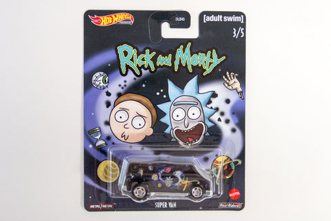 Super Van / Rick and Morty