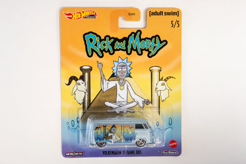 Volkswagen T1 Panel Bus / Rick and Morty