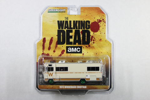 [Green Machine] The Walking Dead / Dale's 1973 Winnebago Chieftain
