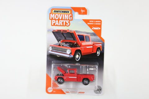 2020 #11 - 1963 Chevy C10 Pickup Truck (Red)
