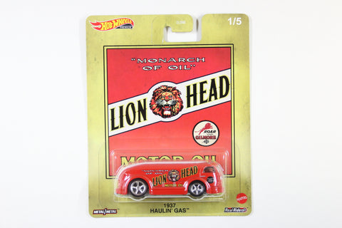 Haulin' Gas / Lion Head Motor Oil