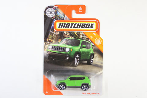 001/100 - 2019 Jeep Renegade