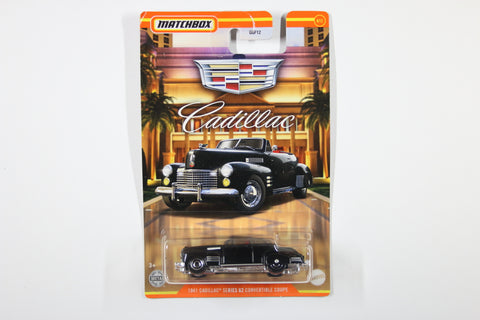 #06 - 1941 Cadillac Series 62 Convertible Coupe