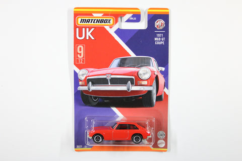 #09 - 1971 MGB GT Couple