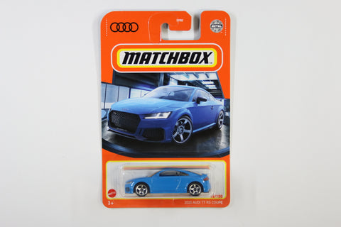 016/100 - 2020 Audi TT RS Coupe