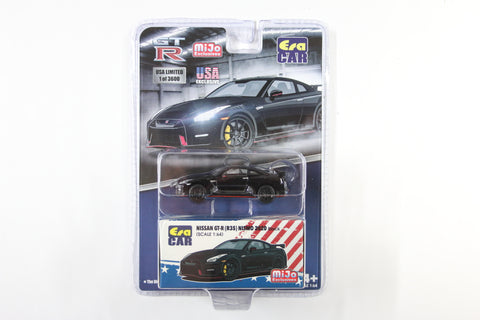 Nissan GT-R (R35) Nismo 2020 - Black (MiJo Exclusive)