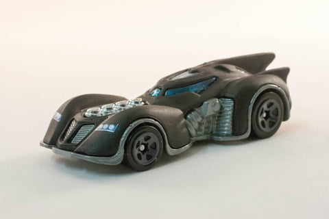 Batman: Arkham Asylum Batmobile