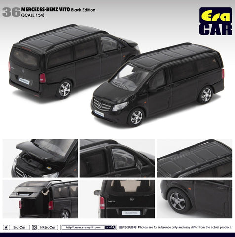 Mercedes-Benz Vito (Black Edition)