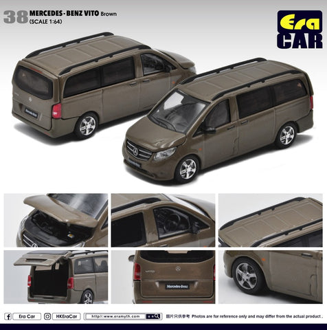 Mercedes-Benz Vito (Brown)