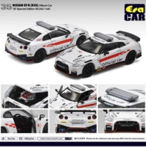 Nissan GT-R (R35) Nismo (Official Car) 1St Special Edition