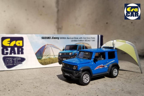 Suzuki Jimny (Sierra Revival Style with Outdoor Parts) Limited Edition