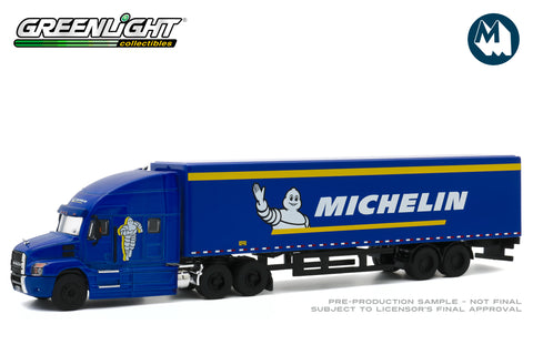 2019 Mack Anthem 18 Wheeler Tractor-Trailer - Michelin Tires
