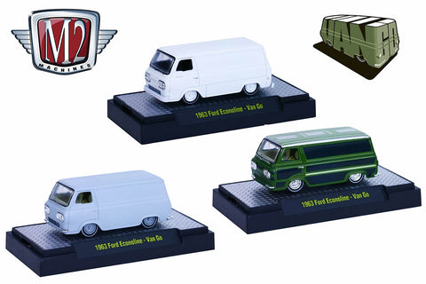 "1963 Ford Econoline ""VAN GO"" Set"
