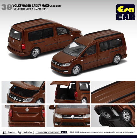 Volkswagen Caddy Maxi - 1st Special Edition (Chocolate Brown)