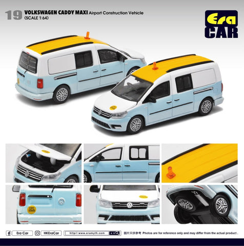 Volkswagen Caddy Maxi (Airport Contruction Vehicle)