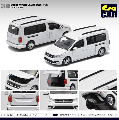 Volkswagen Caddy Maxi - (White)