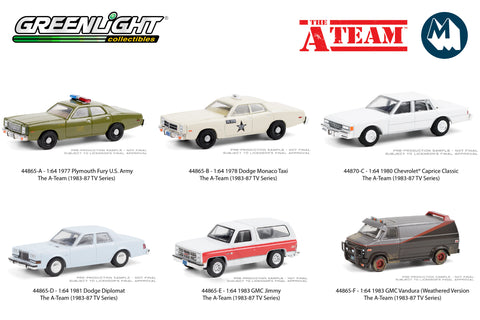 Hollywood Special Edition - The A-Team
