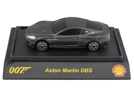 Aston Martin DBS (Quantum of Solace)