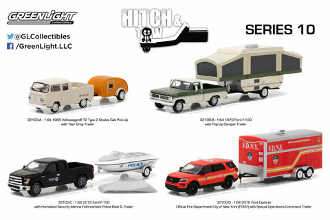 Hitch & Tow Series 10