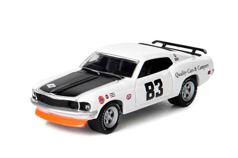 1969 Ford Mustang Boss 302 (#83 Al Costner)