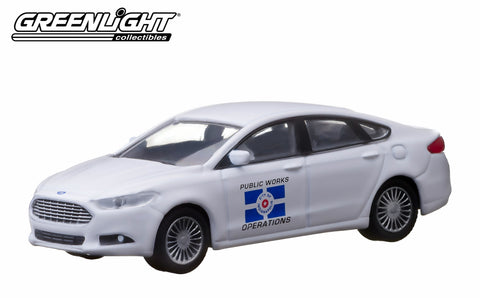 2013 Ford Fusion Indianapolis Department of Public Works